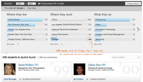 LinkedIn-alumni