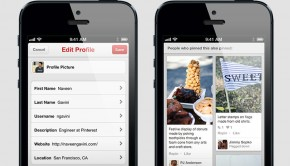 pinterest for ios