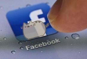 Facebook iOS stickers
