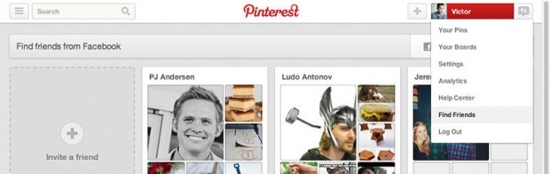 Pinterest improvements