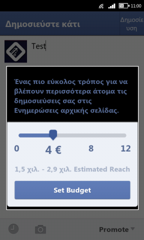 facebook pages manager promoted posts