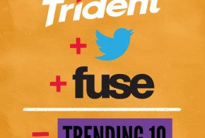 twitter partnership with fuse and trident