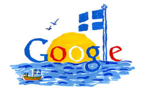 doodle 4 google greece feat