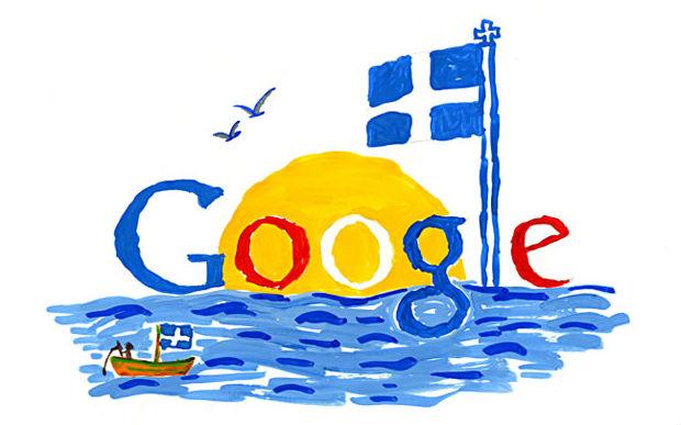 doodle 4 google greece
