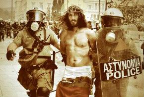 if jesus was greek twitter