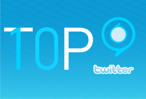top 10 twitter feat