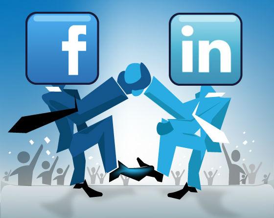 linkedin vs facebook forbes