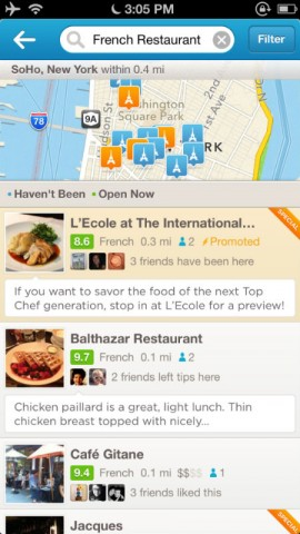 foursquare self-serve ads