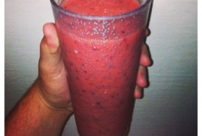instagram hack with smoothies photos