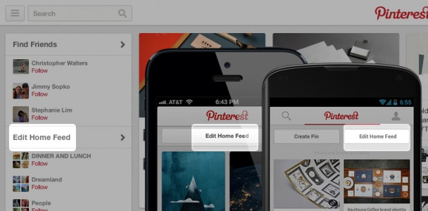 pinterest do not track