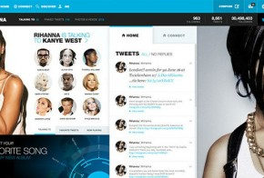 twitter a digital experience concept