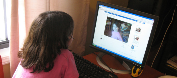 growing up online with social media