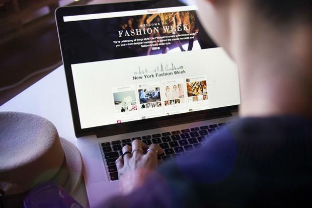 pinterest new york fashion week