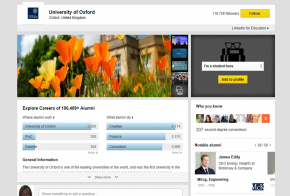 university of oxford - LinkedIn University Pages