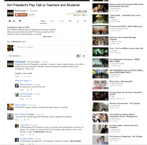 youtube new comments2