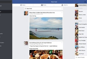facebook app for windows 8.1