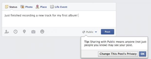 facebook teens public posts