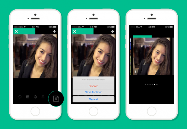 vine sessions feature