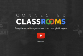 Google Plus connected classrooms