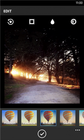 Instagram for Windows Phone 8