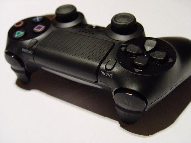 playstation 4 share button