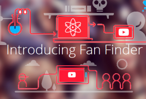 youtube fan finder