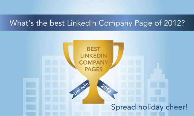 linkedin top company pages 2012