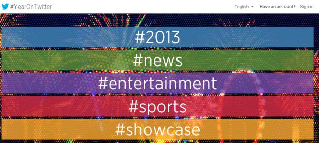 twitter best of 2013