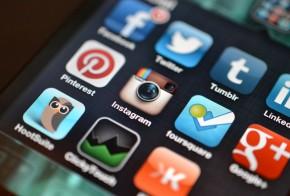social media apps feat
