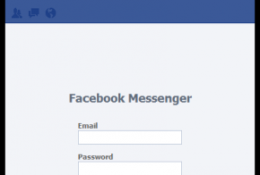 facebook messenger for windows is dead