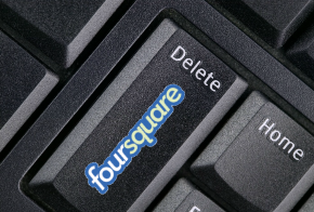 foursquare how to delete account feat