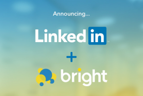 linkedin acquires bright