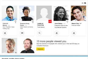 linkedin new who has viewed your profile