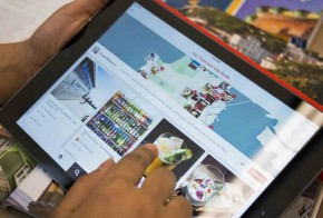 pinterest place pins for ipad