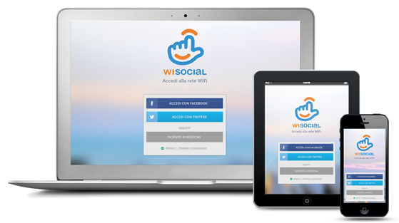 wisocial social wifi marketing