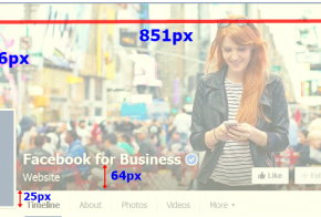 Facebook Pages New Cover Dimensions 2014