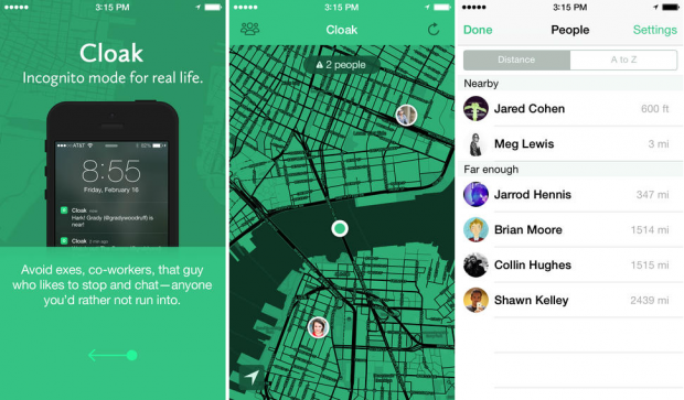cloak anti social for ios