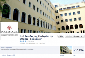 ecclesia facebook page