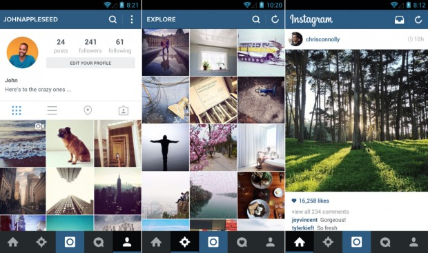 instagram for android 5.1-1