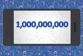 Facebook 1 billion mobile monthly active users