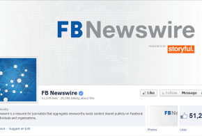 Facebook FB Newswire