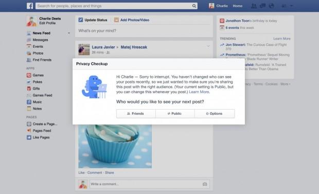 facebook privacy dinosaur