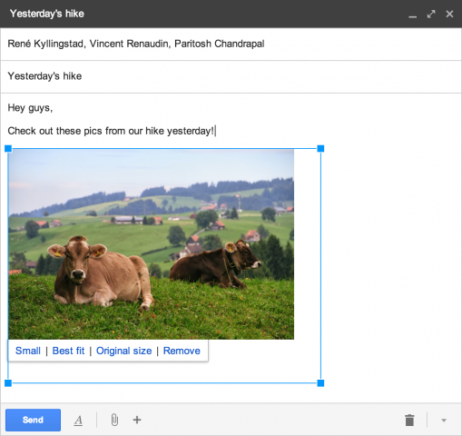 google plus auto backup photos for gmail