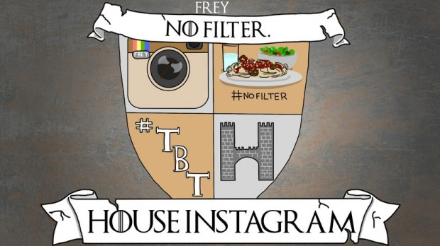house instagram as frey