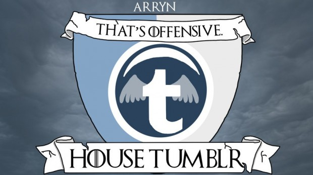 house tumblr as arryn