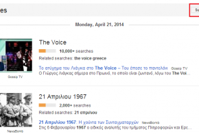 subscribe via email google trends