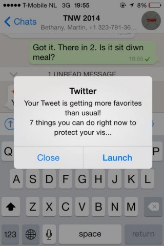 twitter significant engagement feature