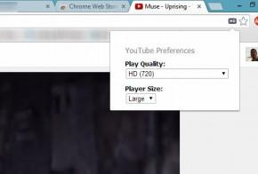 Auto HD For YouTube Google Chrome