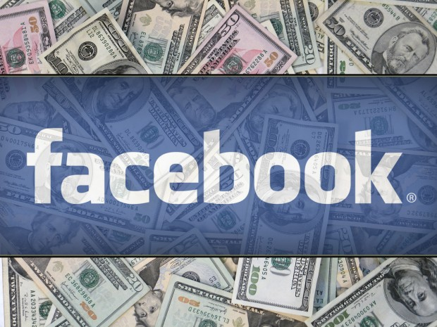 facebook dollars