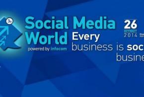 3o InfoCom Social Media World 2014